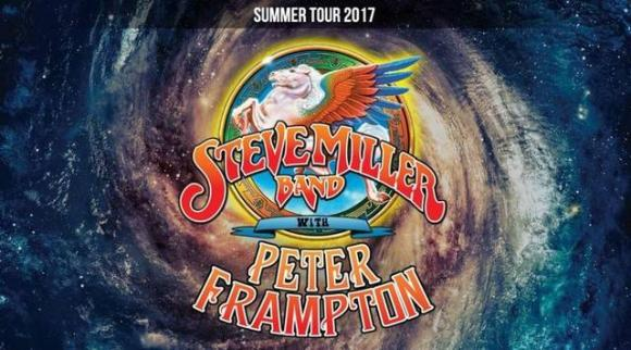 Steve Miller Band & Peter Frampton at Freedom Hill Amphitheatre