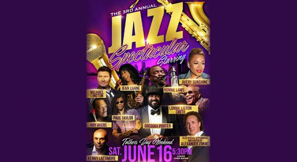 3rd Annual Jazz Spectacular at Freedom Hill Amphitheatre
