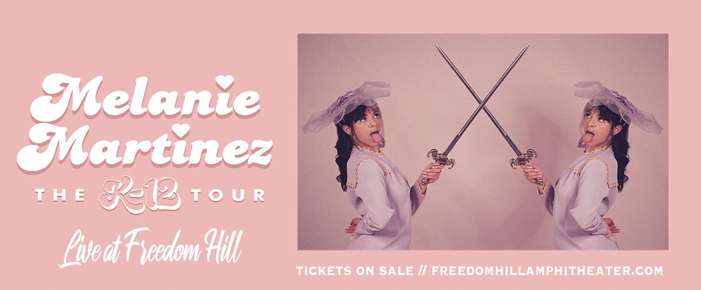 Melanie Martinez - Musician at Freedom Hill Amphitheatre
