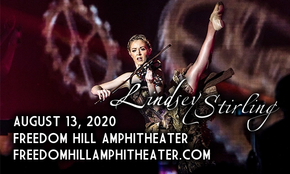Lindsey Stirling at Freedom Hill Amphitheatre