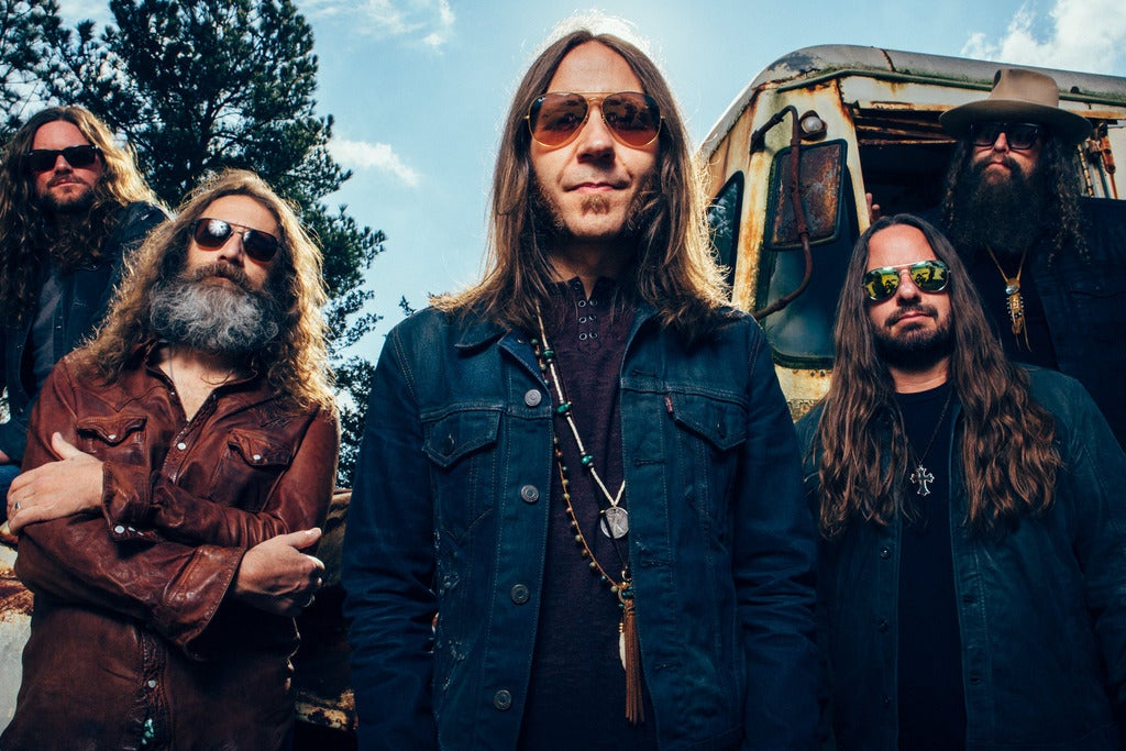 Blackberry Smoke, The Allman Betts Band, Jaimoe & The Wild Feathers at Freedom Hill Amphitheatre