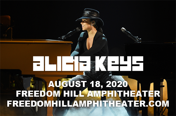 Alicia Keys at Freedom Hill Amphitheatre