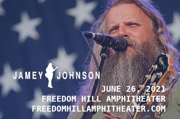 Jamey Johnson at Freedom Hill Amphitheatre