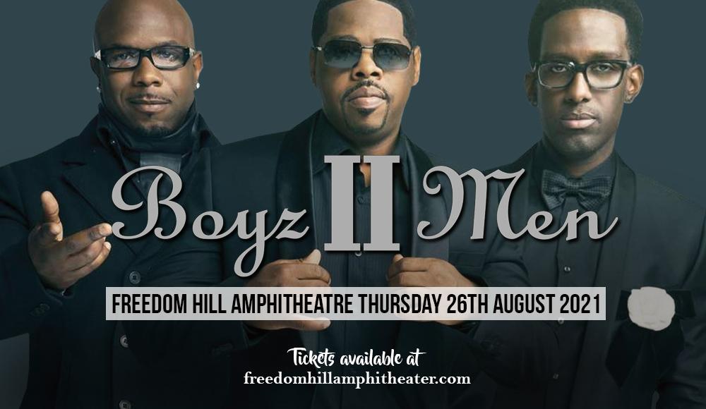 Boyz II Men at Freedom Hill Amphitheatre