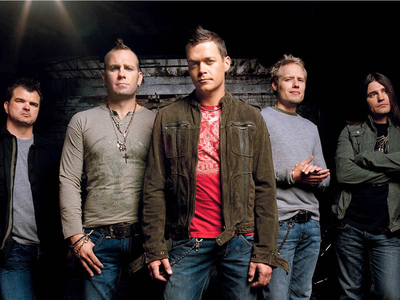 3 Doors Down at Freedom Hill Amphitheatre
