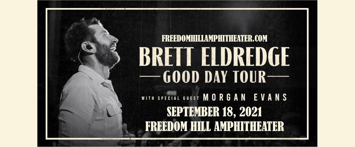 Brett Eldredge at Freedom Hill Amphitheatre