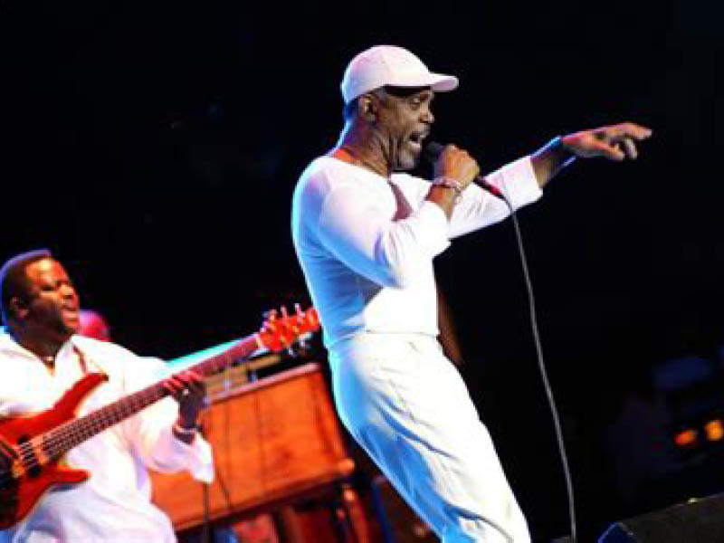 Maze and Frankie Beverly at Freedom Hill Amphitheatre