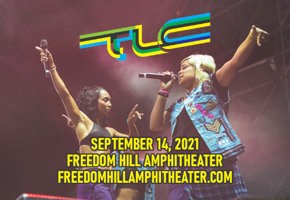 TLC & Bone Thugs N Harmony at Freedom Hill Amphitheatre