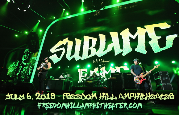 Sublime with Rome at Freedom Hill Amphitheatre