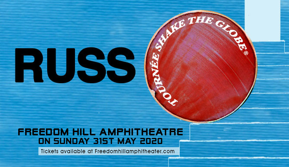 Russ at Freedom Hill Amphitheatre