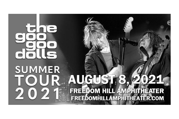 Goo Goo Dolls & Lifehouse [POSTPONED] at Freedom Hill Amphitheatre